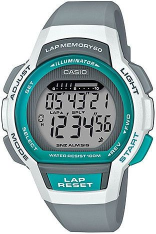 Hodinky Casio LWS 1000H-8A Sport